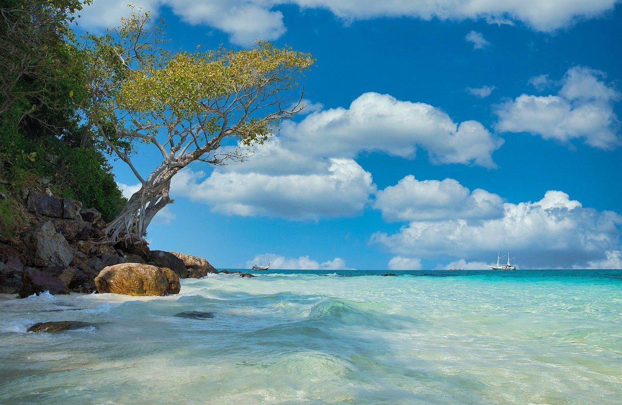 îles paradisiaques de la Thaïlande
