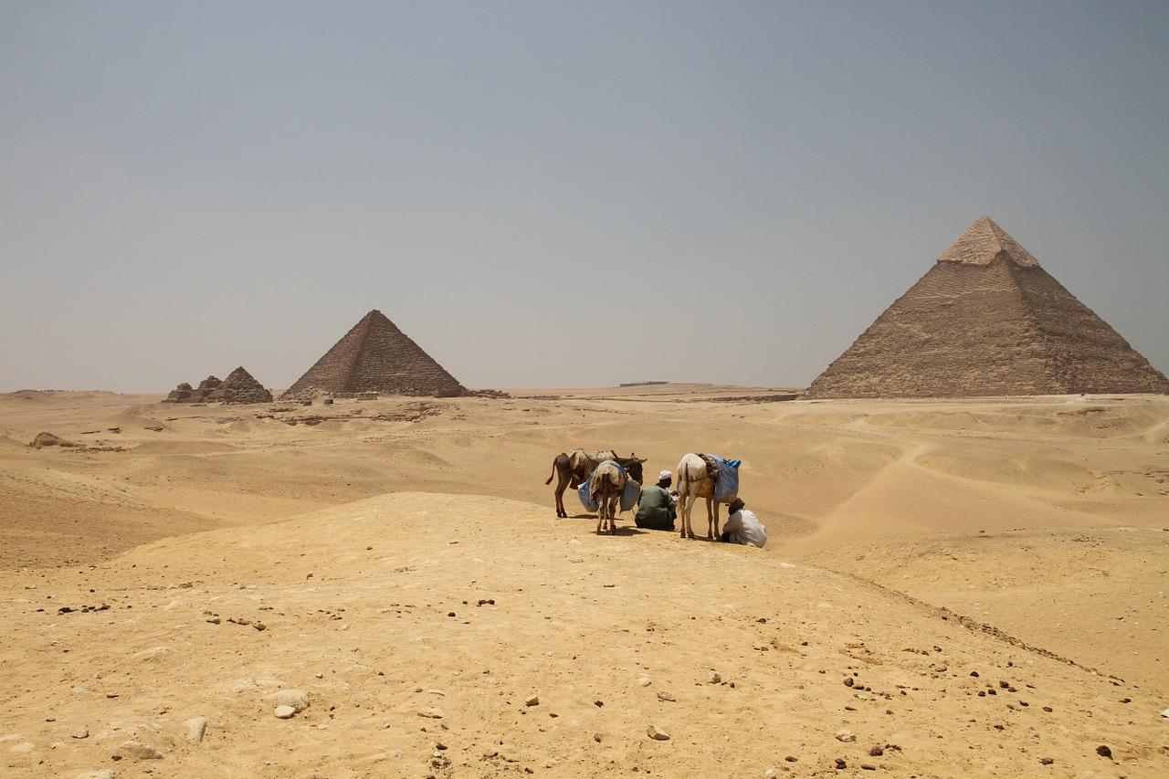 pays des pharaons