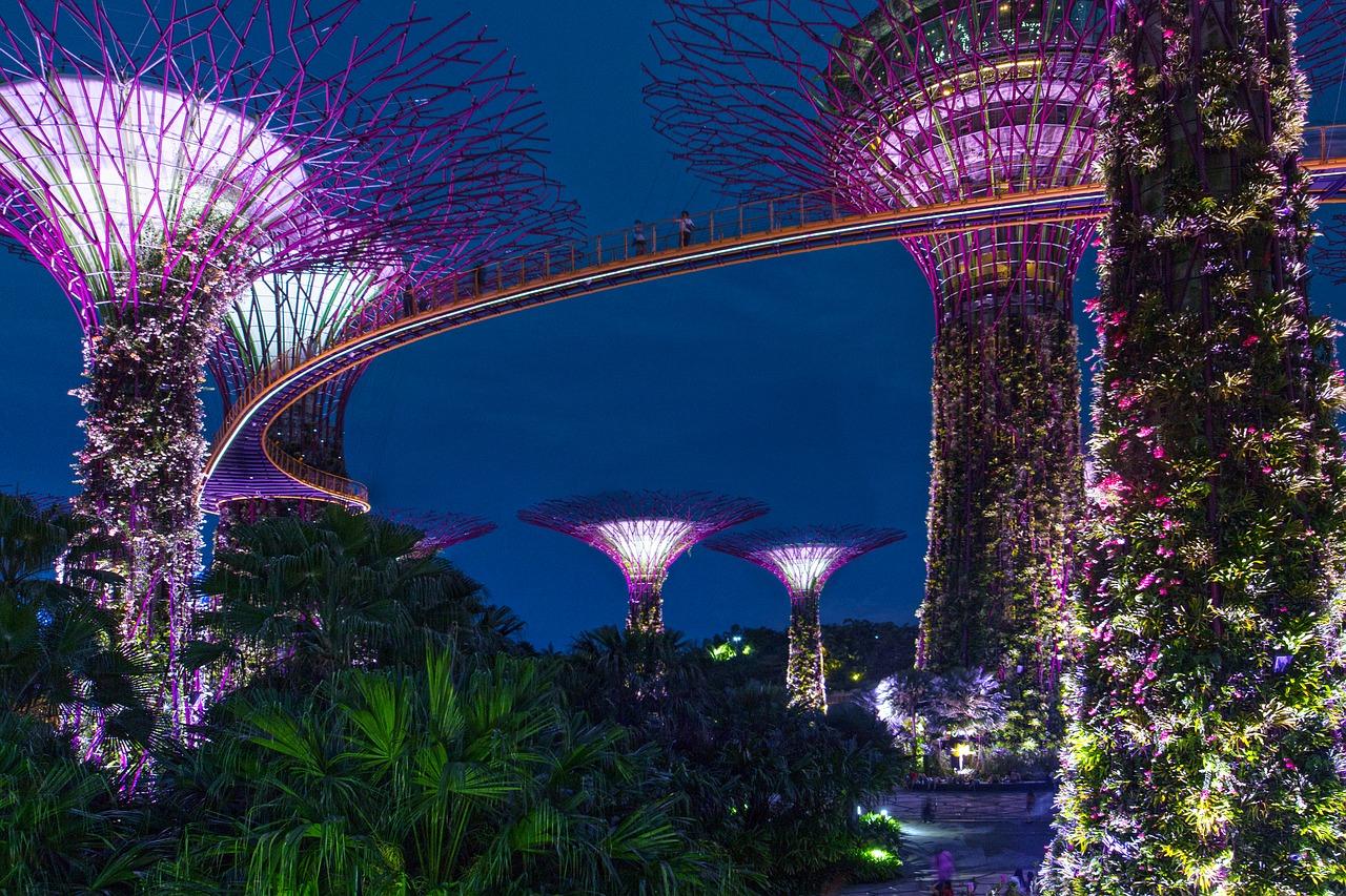 vacances à Singapour